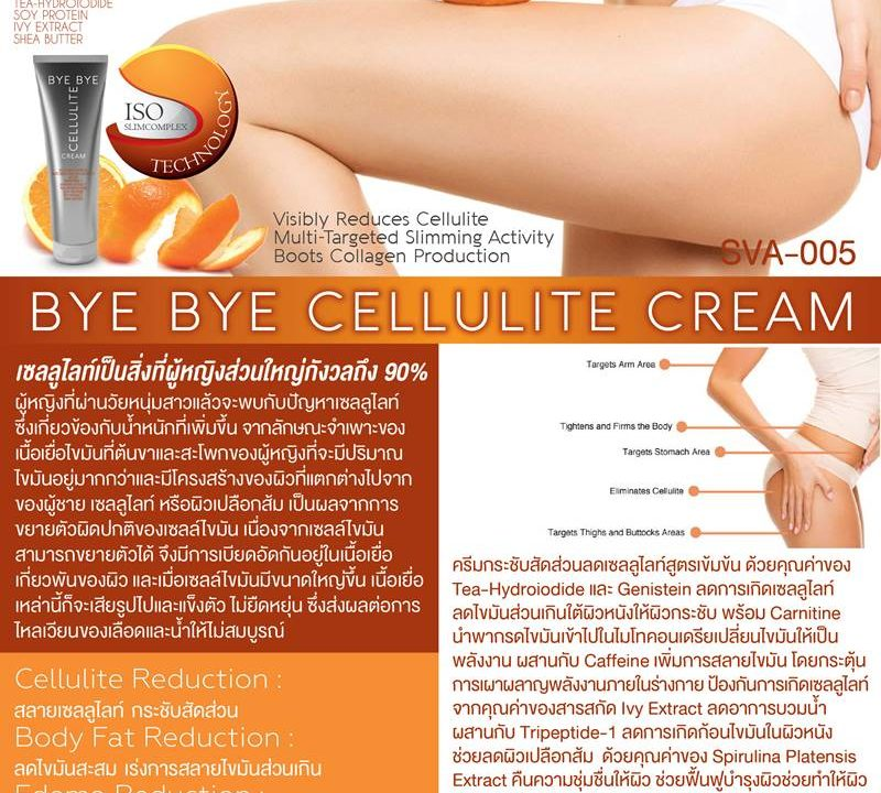BYE BYE CELLULITE CREAM-1
