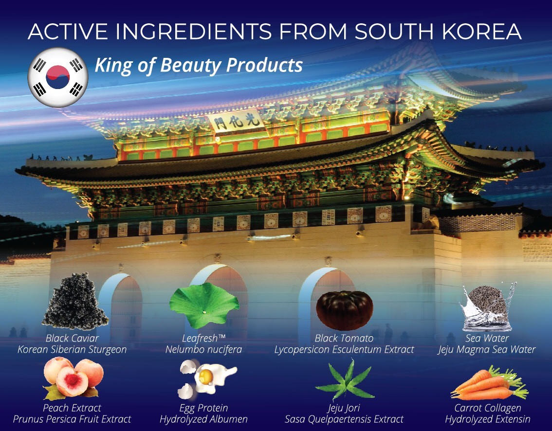 ingredient from Korea
