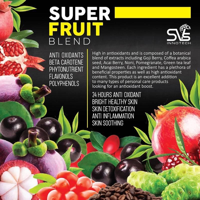 สารสกัด SUPER FRUIT BLEND